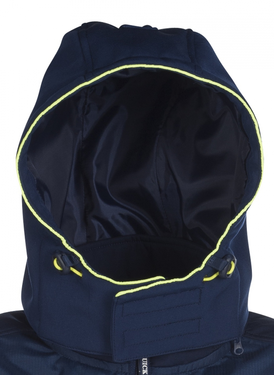Capuche softshell universelle - 27-1070-4