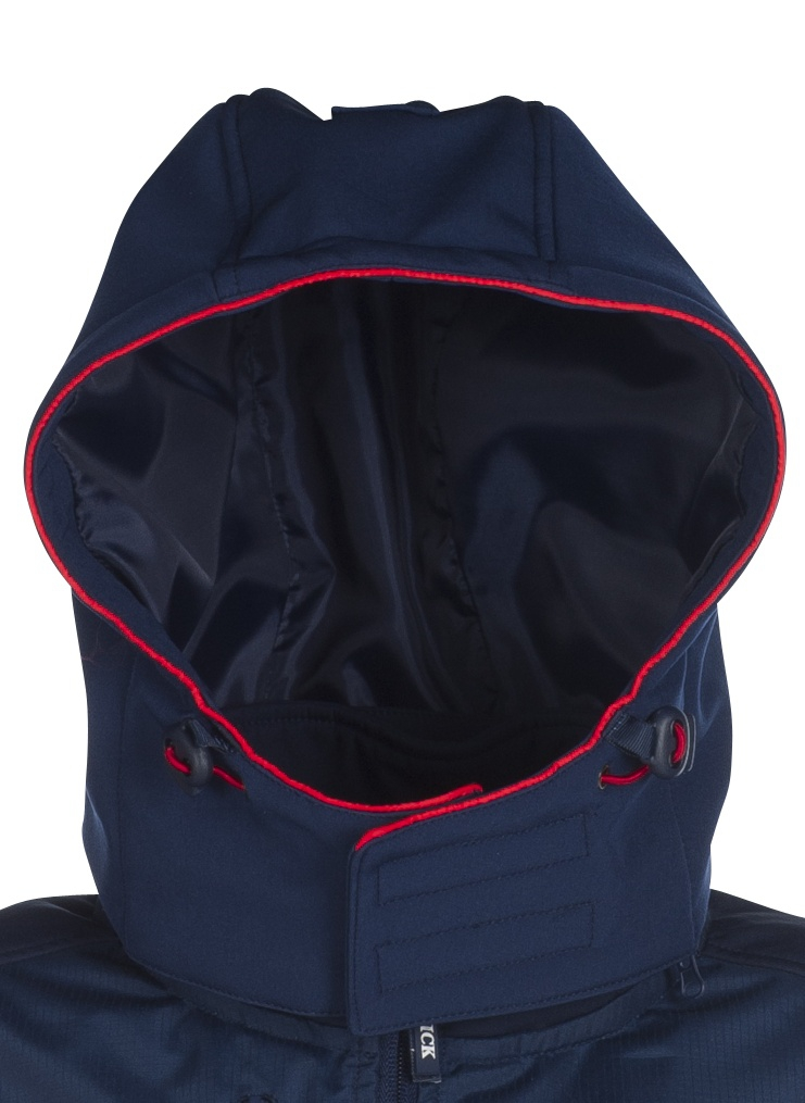 Capuche softshell universelle - 27-1070-7