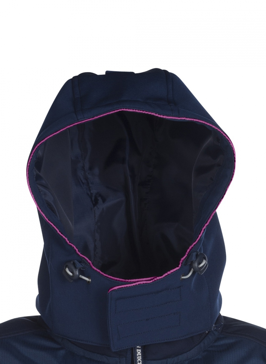 Capuche softshell universelle - 27-1070-8