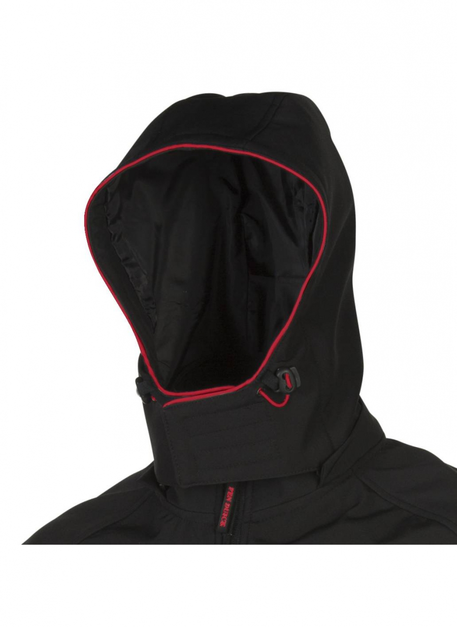 Capuche softshell universelle - 27-1070-9