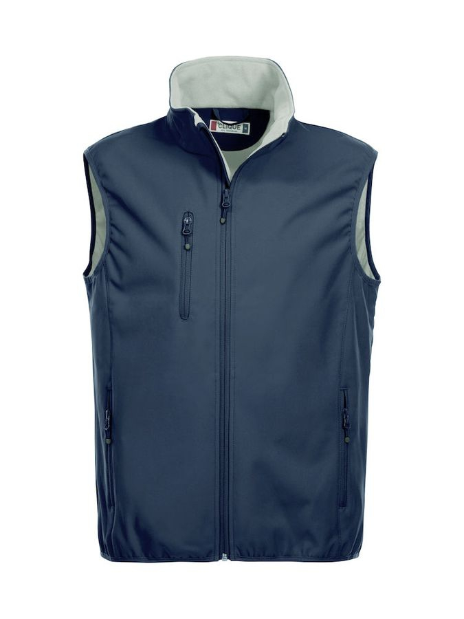 Bodywarmer softshell homme Basic - 29-1068-4