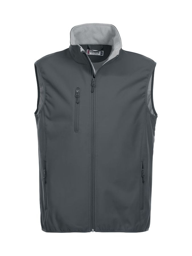 Bodywarmer softshell homme Basic - 29-1068-6