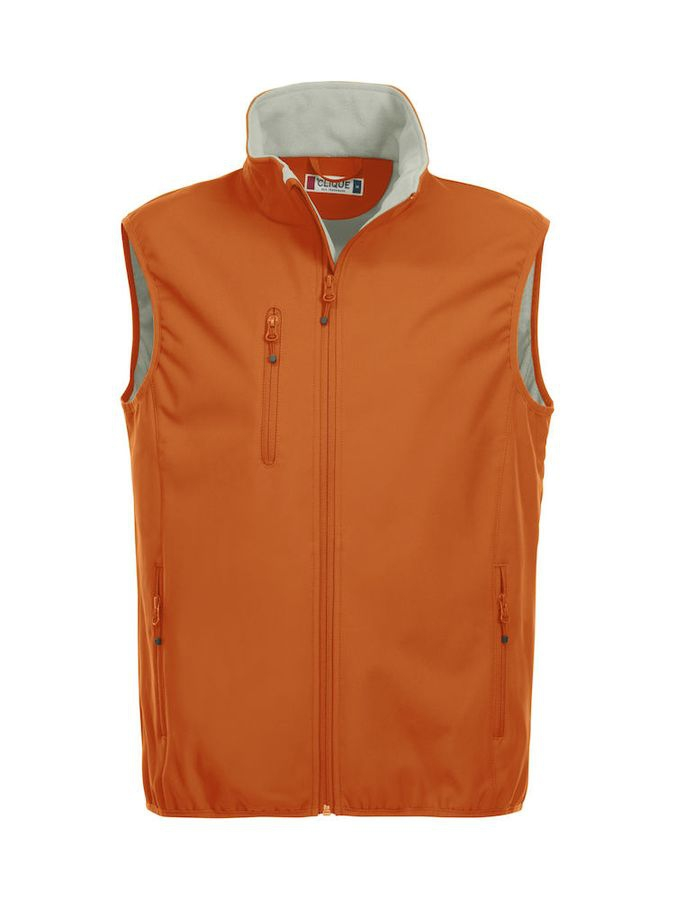 Bodywarmer softshell homme Basic - 29-1068-8