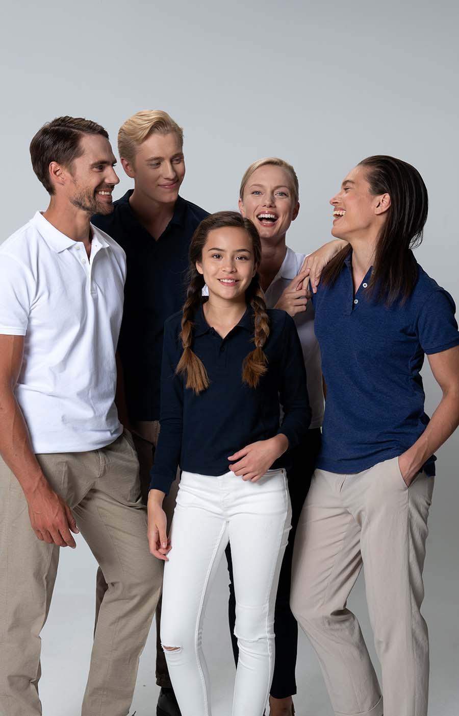 Polo homme Premium  - 29-1096-8