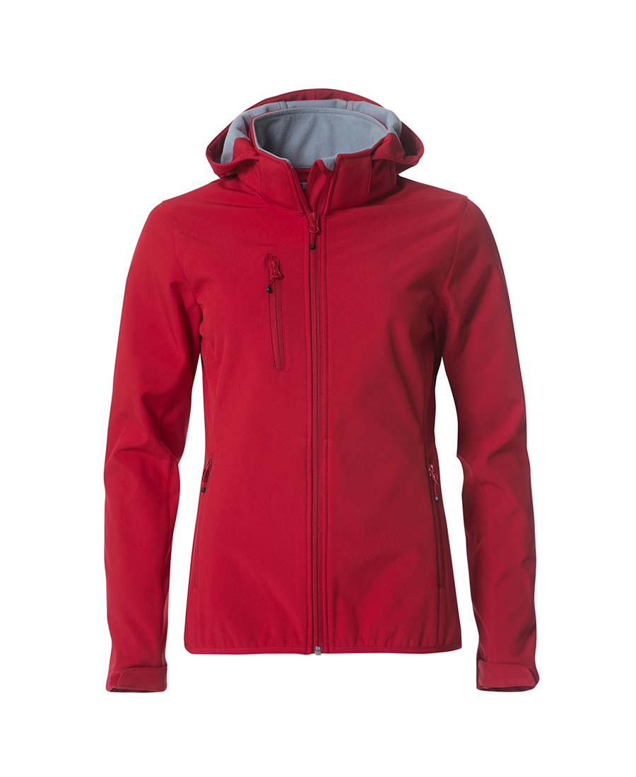 Basic Softshell Hoody Ladies