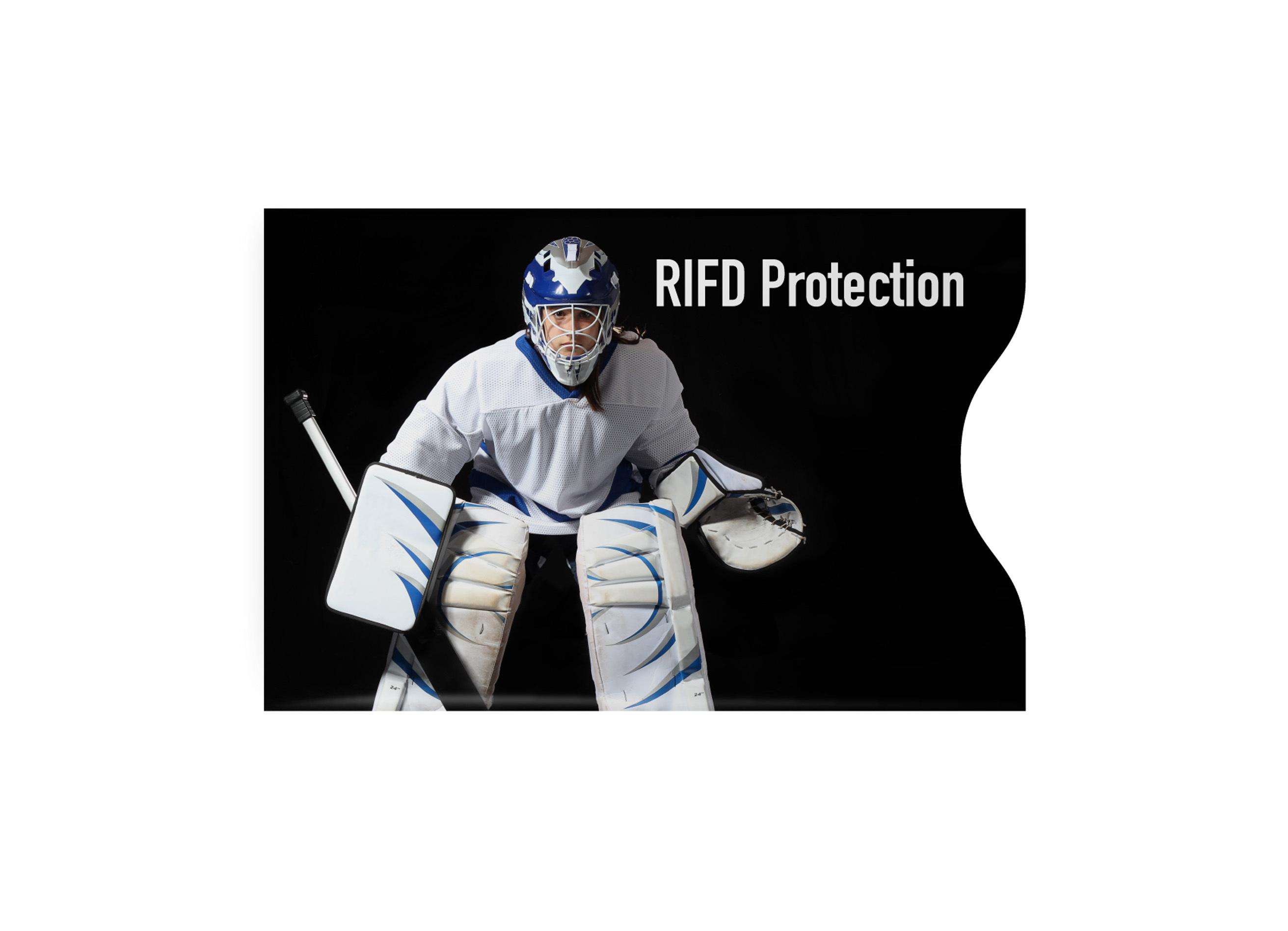 Protège-carte anti RFID