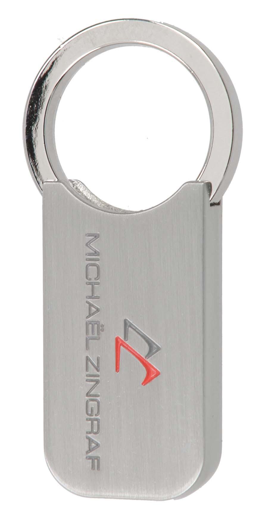 Porte-clés en Zamac