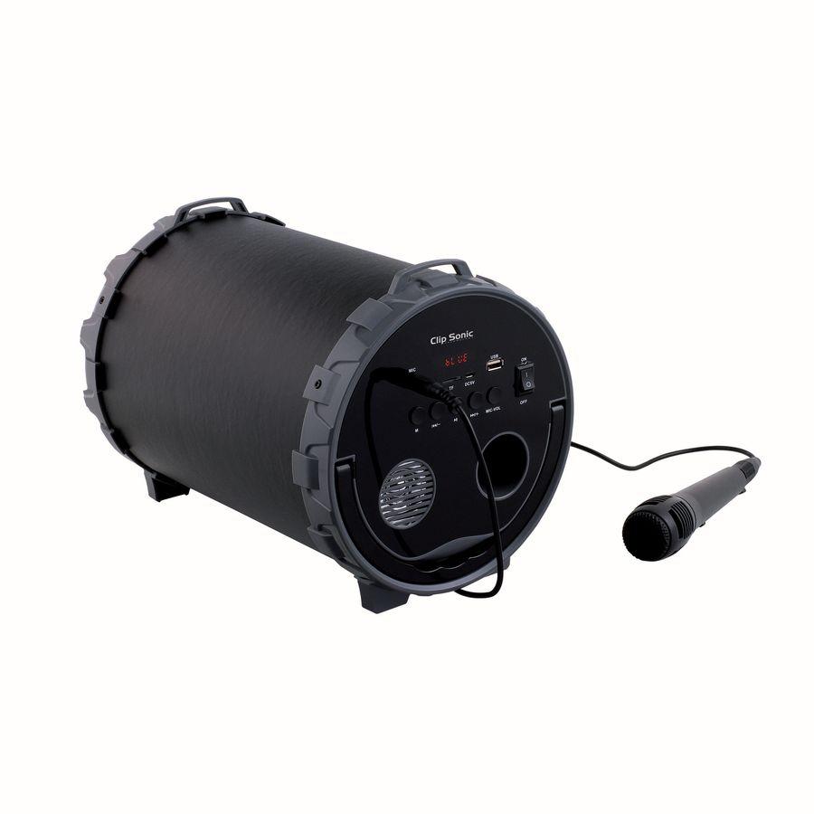 Enceinte karaoké compatible Bluetooth®