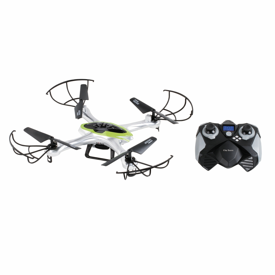 Drone quadricoptère avec caméra
