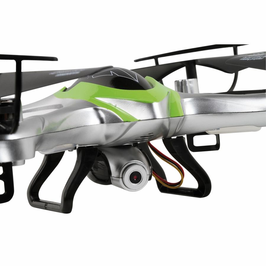Drone quadricoptère avec caméra - 30-1210-2