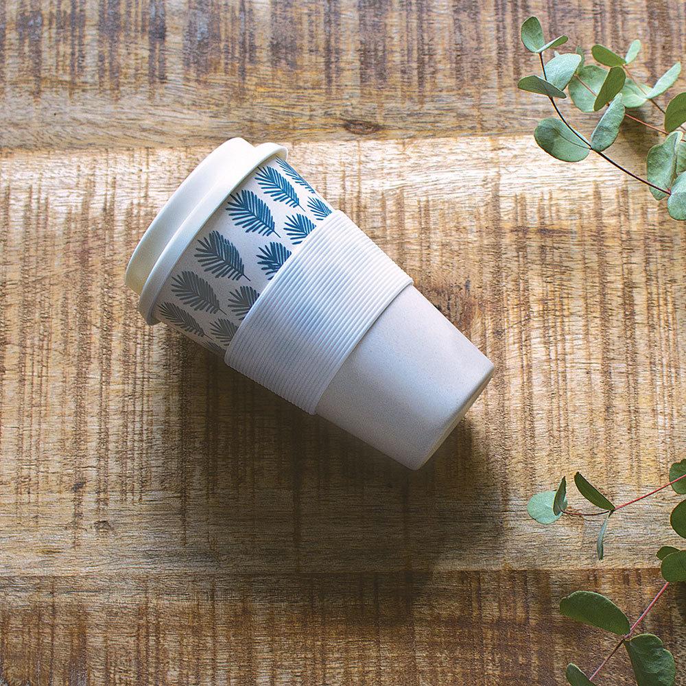 Mug en fibre de bambou
