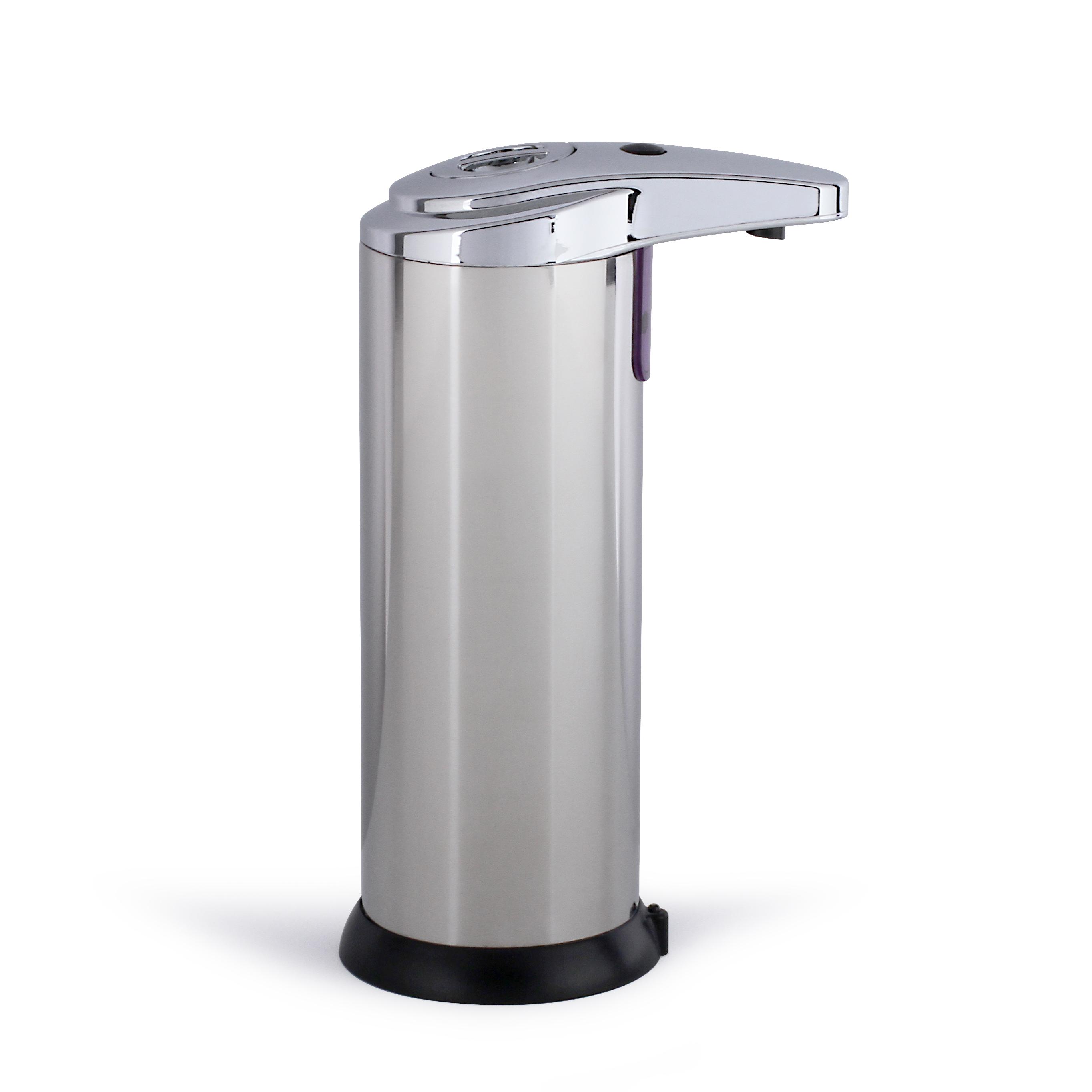 Distributeur de gel à capteur infrarouge