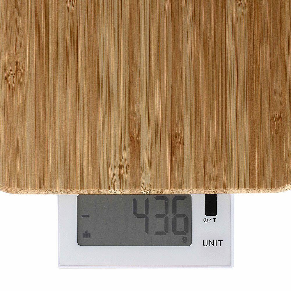 Balance de cuisine et planche à découper - 30-1292-5