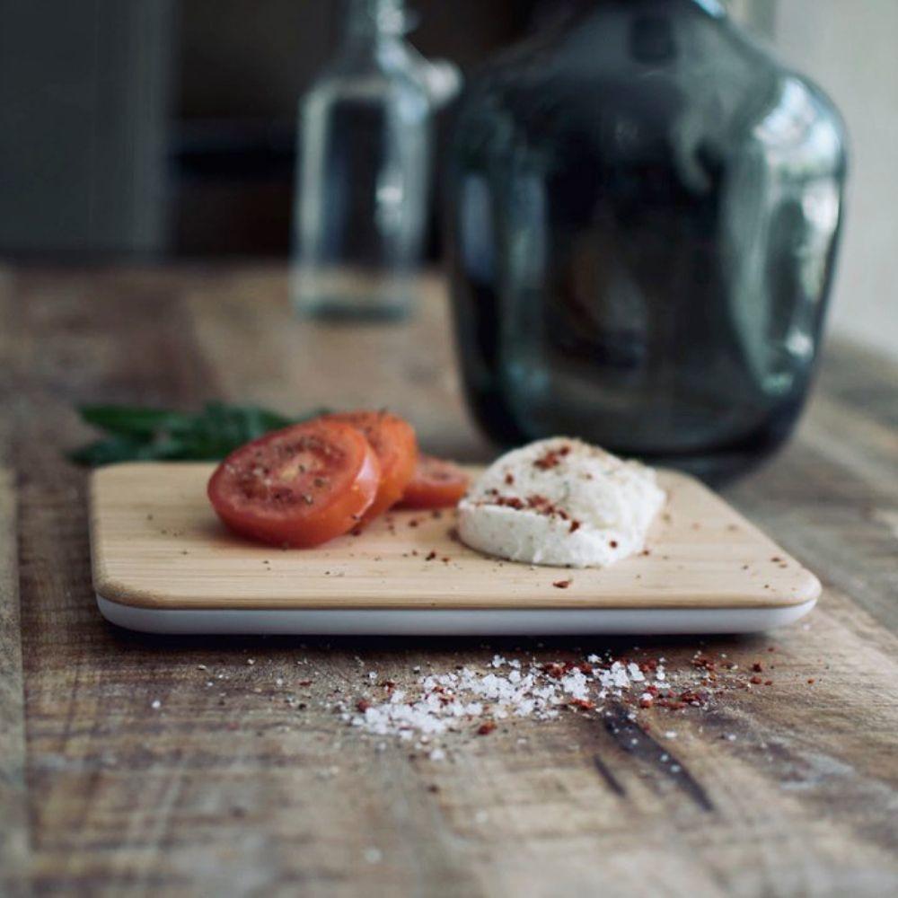 Balance de cuisine et planche à découper - 30-1292-7