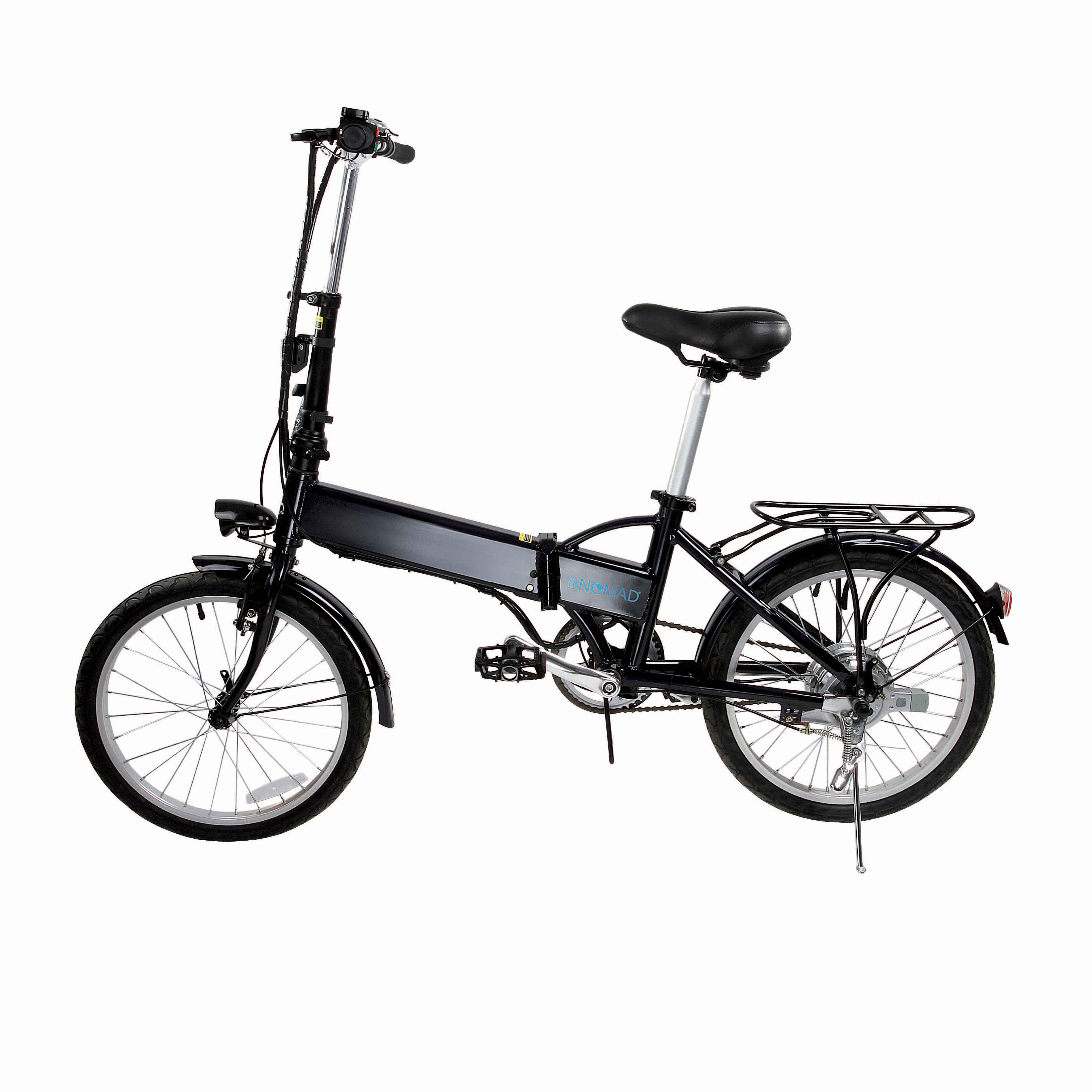 """Vélo électrique pliant 20"""""""