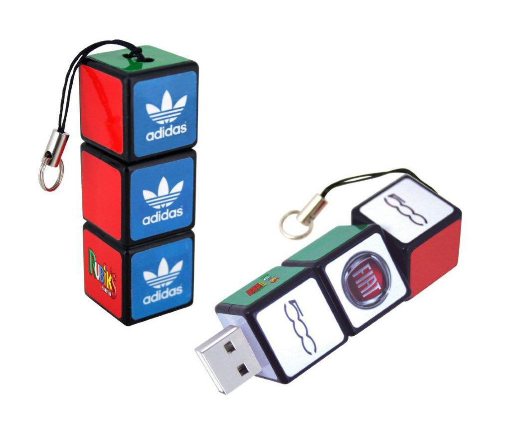 Rubik's Cube Clé USB