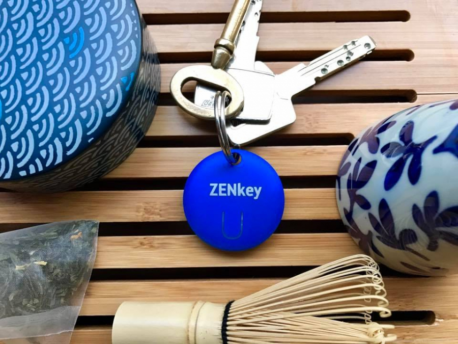 Porte-clé connecté Zen Key.