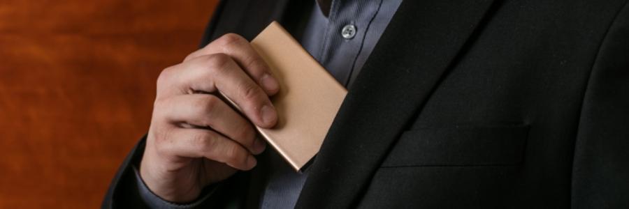 Porte-cartes sécurisé anti-RFID - 31-1032-2