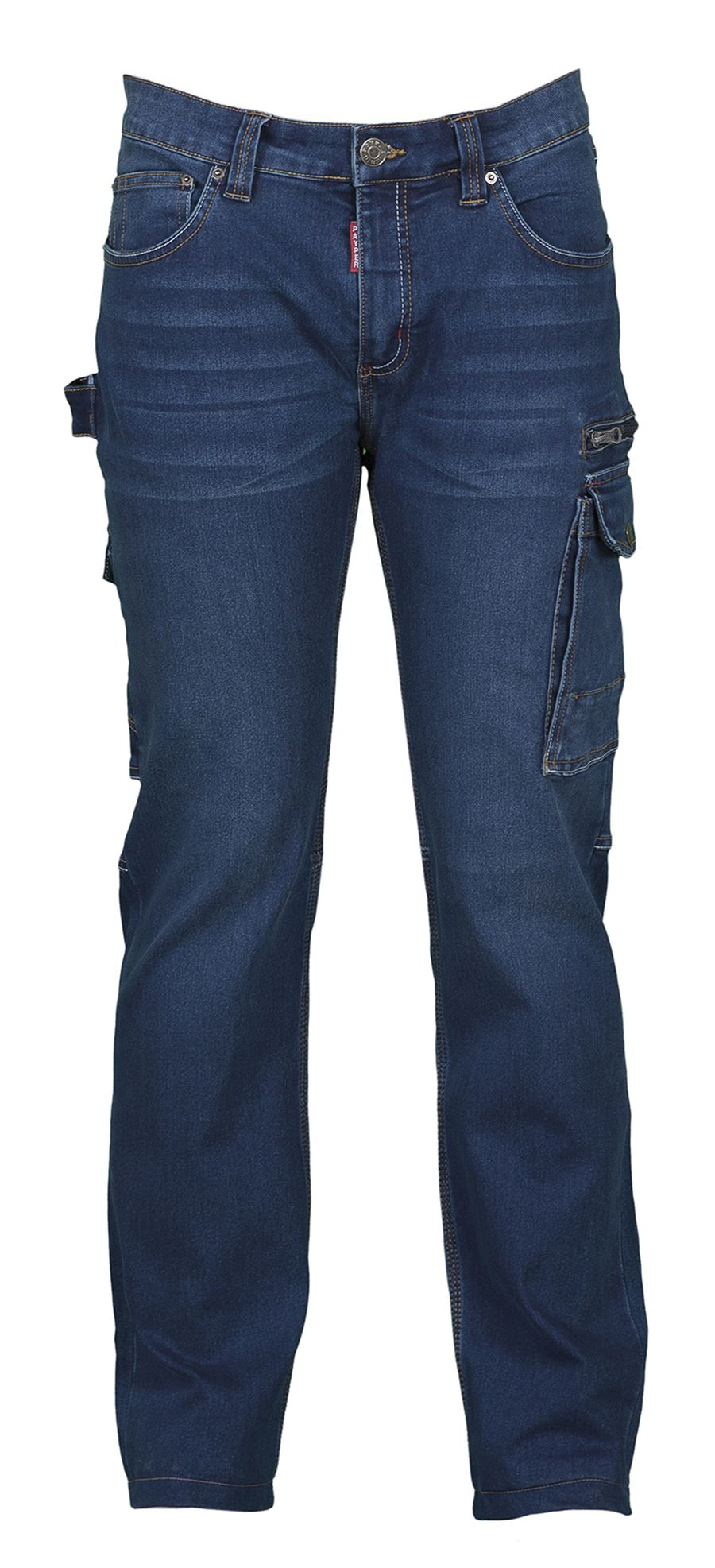 Pantalon multipoches homme West