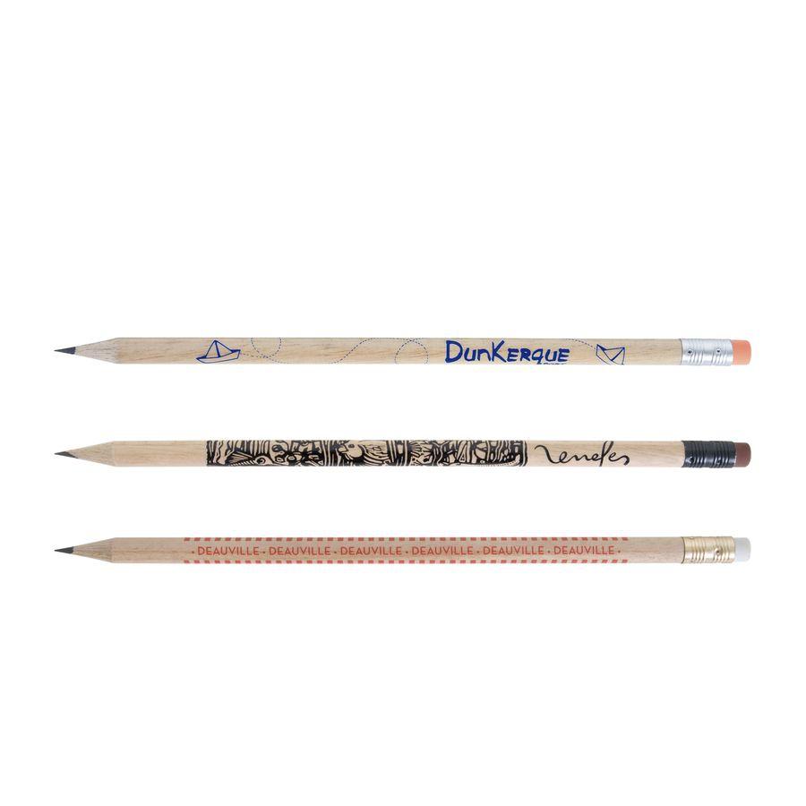 Crayon à papier rond Eco - 37-1029-2