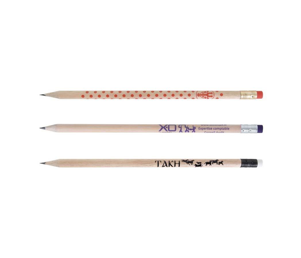 Crayon à papier rond Eco