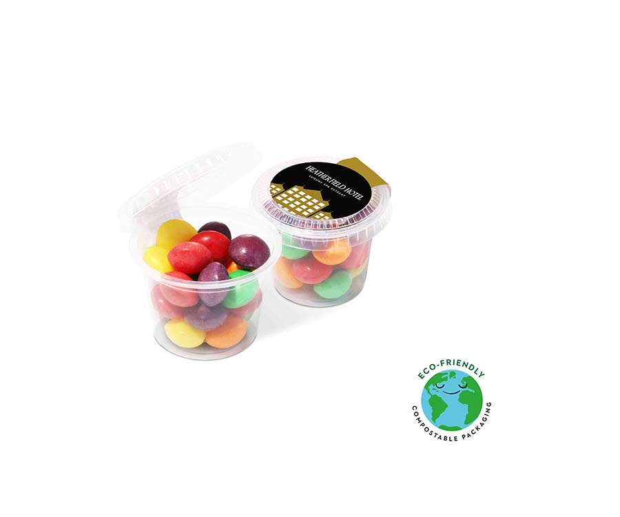 Mini Eco Pot - Skittles