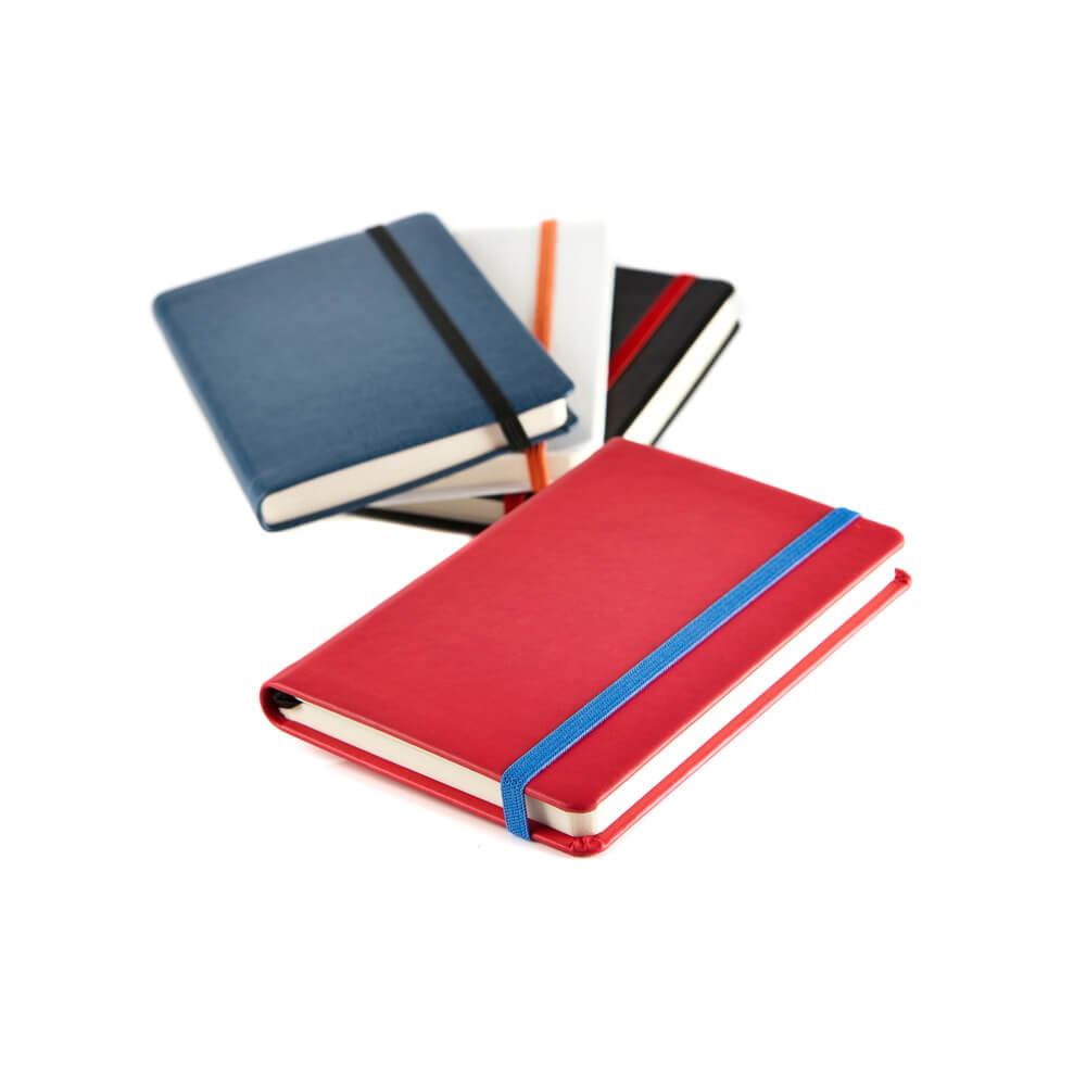 Carnet de notes A6 sur mesure en PU