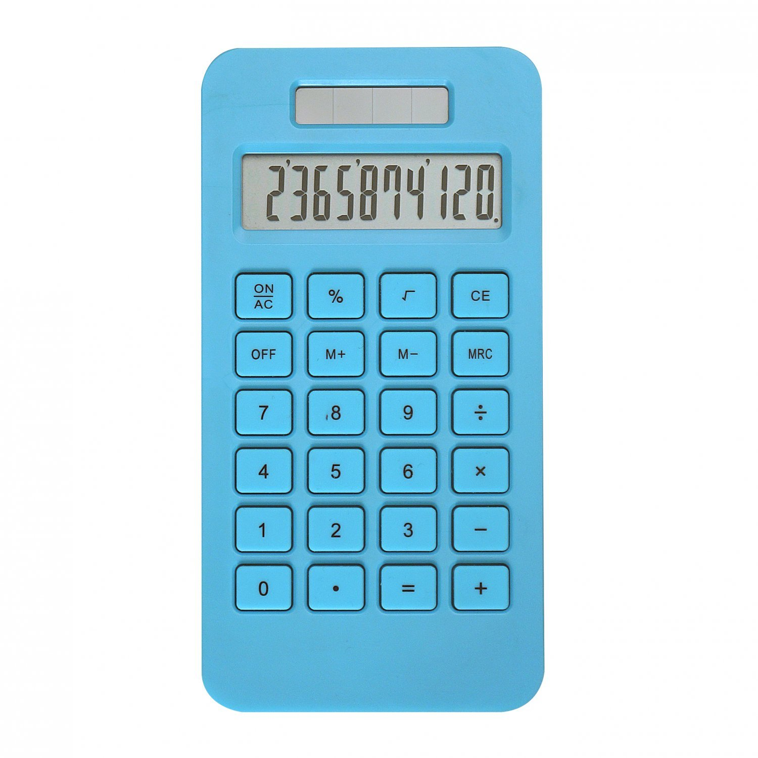 Calculatrice Solar Pocket
