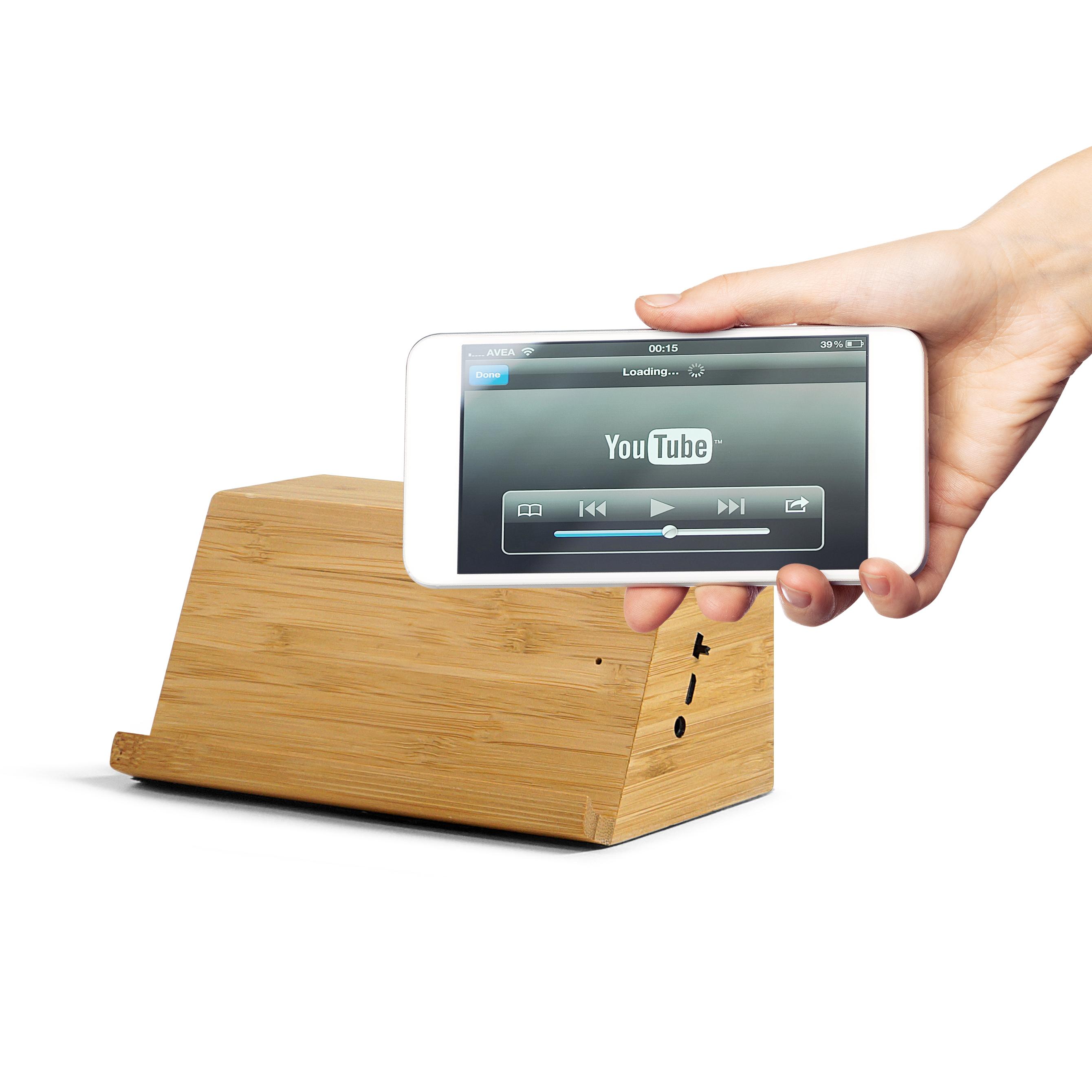 Enceinte interactive Haut-parleur