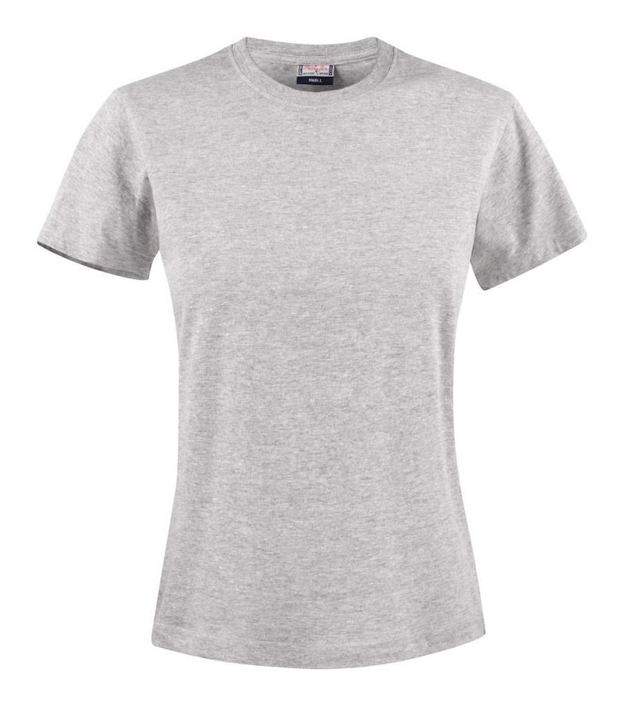 Tee-shirt moderne à col U Femme