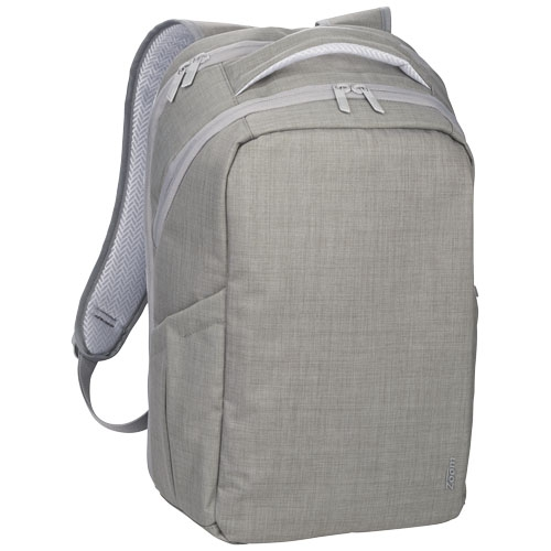 "Sac à dos ordinateur 15"" TSA Grid Zoom"