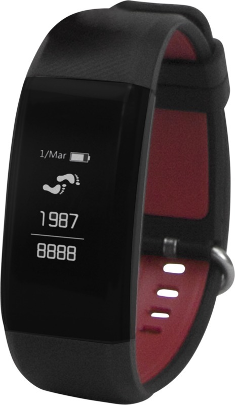 Bracelet connecté avec écran tactile