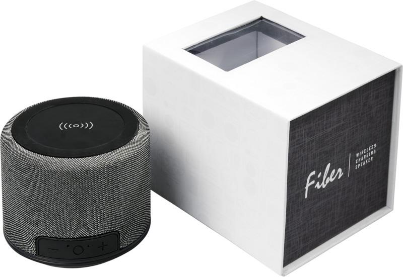 Haut-parleur Bluetooth® à charge sans fil