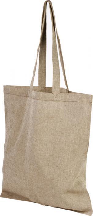 Sac shopping en coton recyclé - 5-1876-2