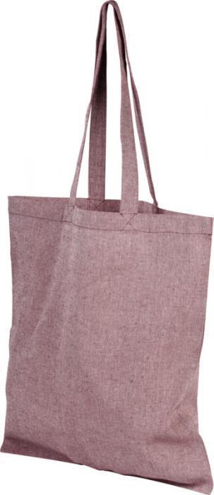 Sac shopping en coton recyclé - 5-1876-6