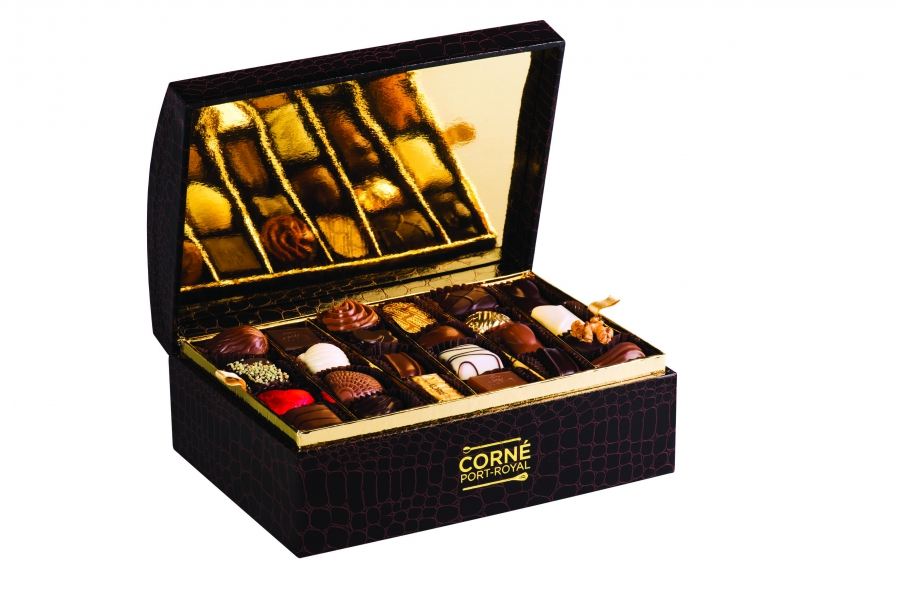 Coffret Croco 48 chocolats