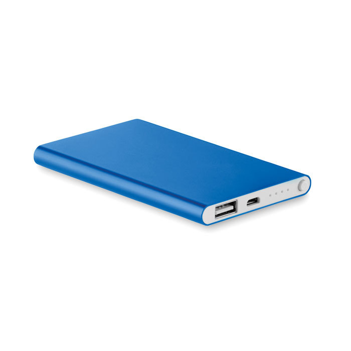 Powerbank ultra plat 4000mAh  - 6-1237-17