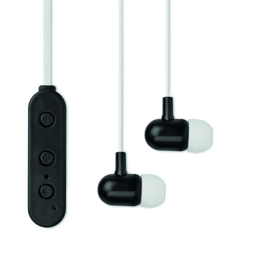 Set oreillettes avec câble