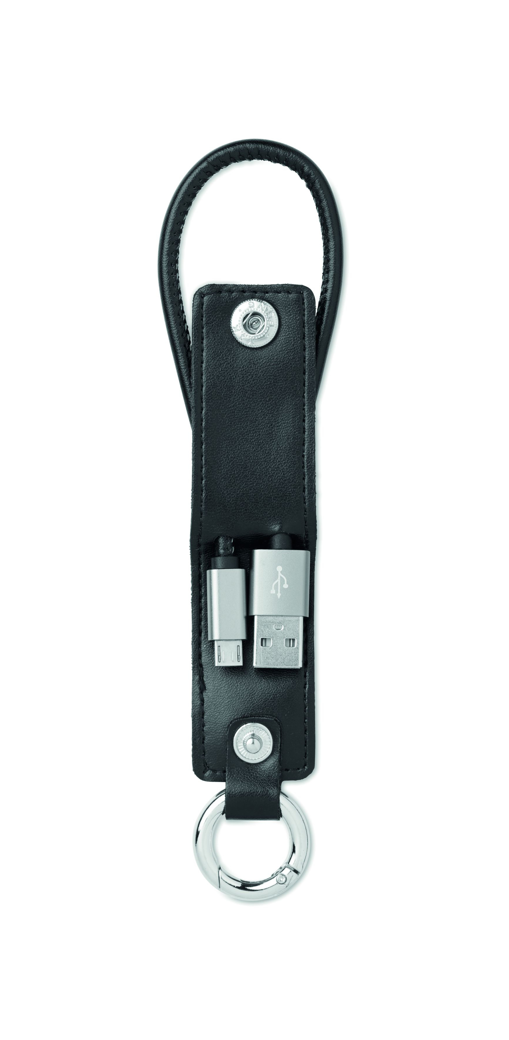 Porte-clés avec 3 câbles