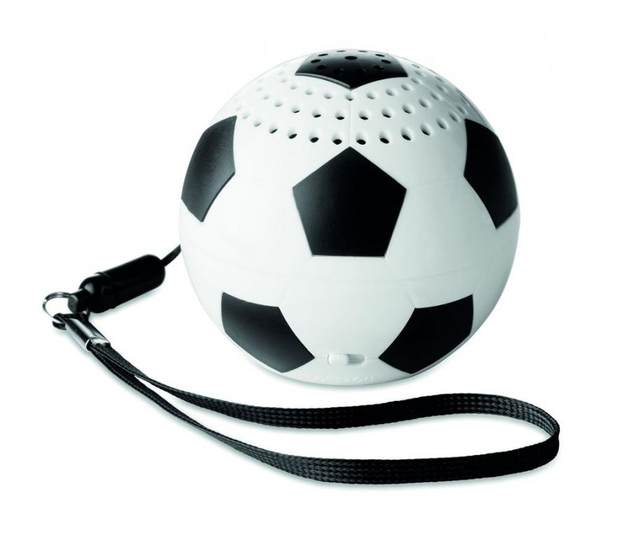 Haut-parleur ballon de foot