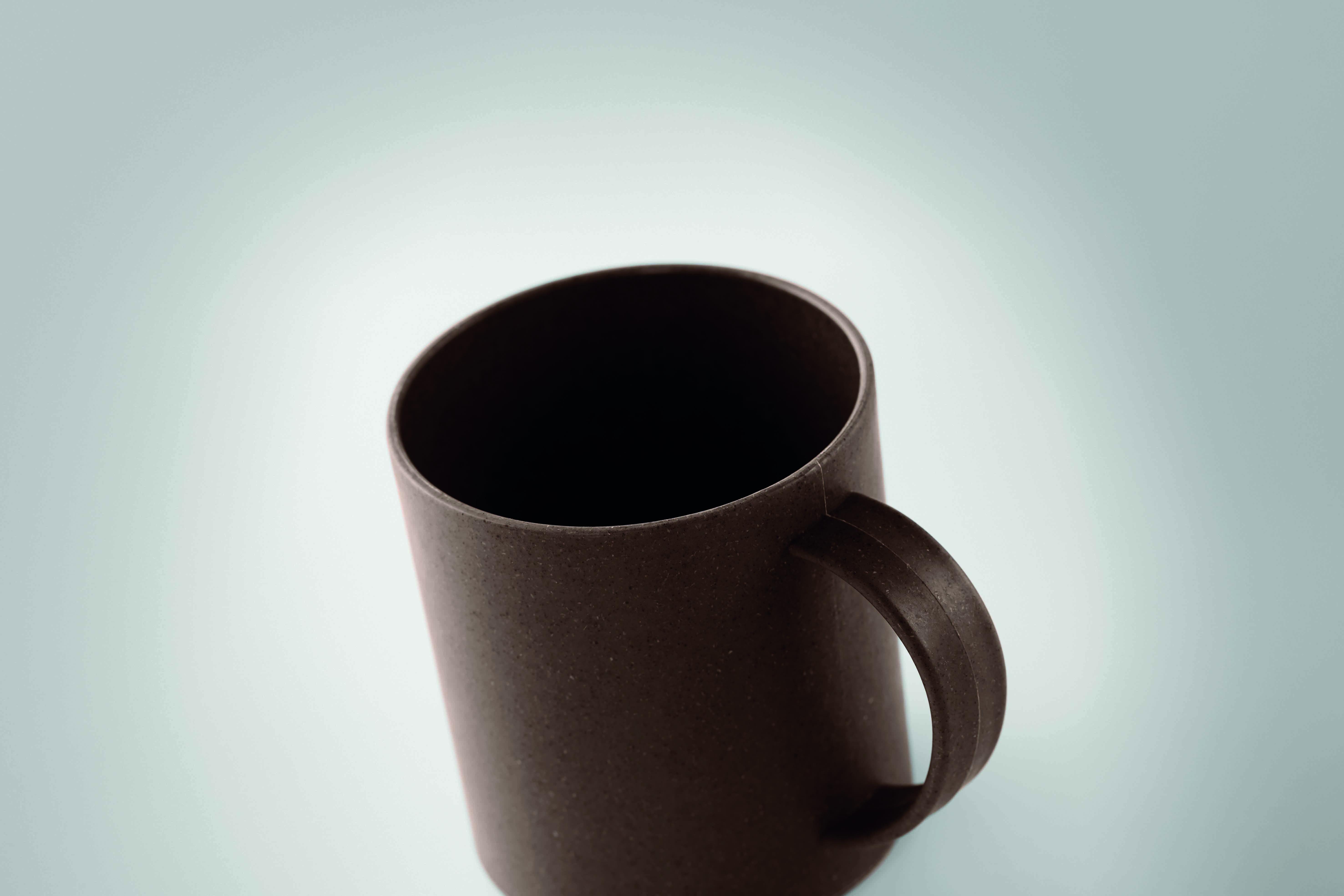 Mug 300ml en cosse de café et PP - 6-1805-2