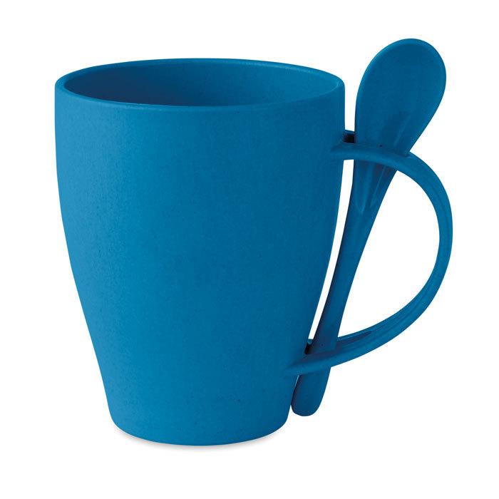 Mug avec cuillère
