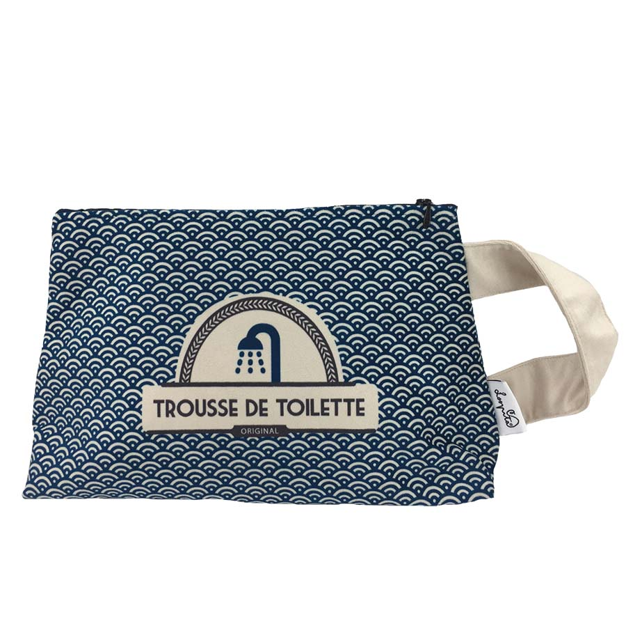 Pochette Shower Velours