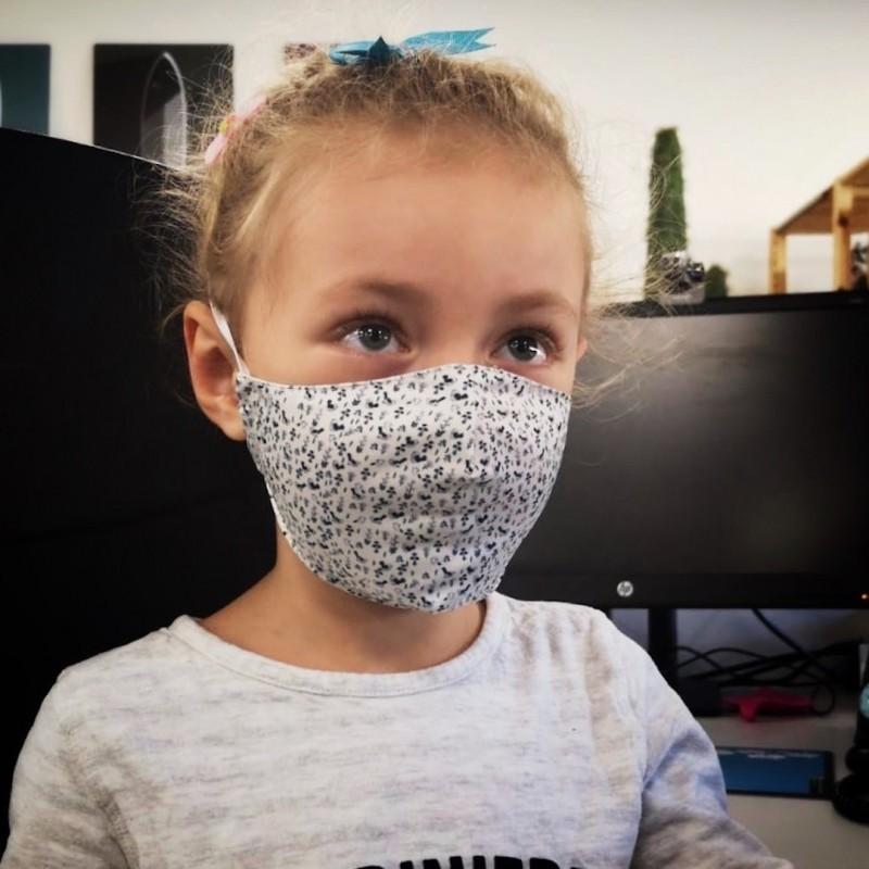 Masques UNS 1 enfants (4-8 ans)