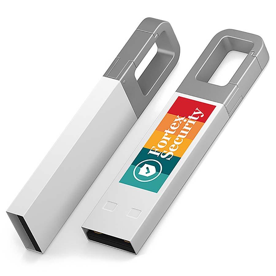 Clé USB Iron Hook color - 7-1124-3