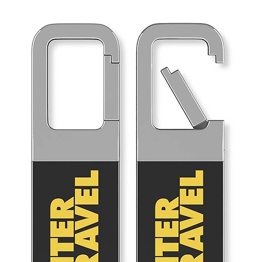 Clé USB Iron Hook color - 7-1124-4