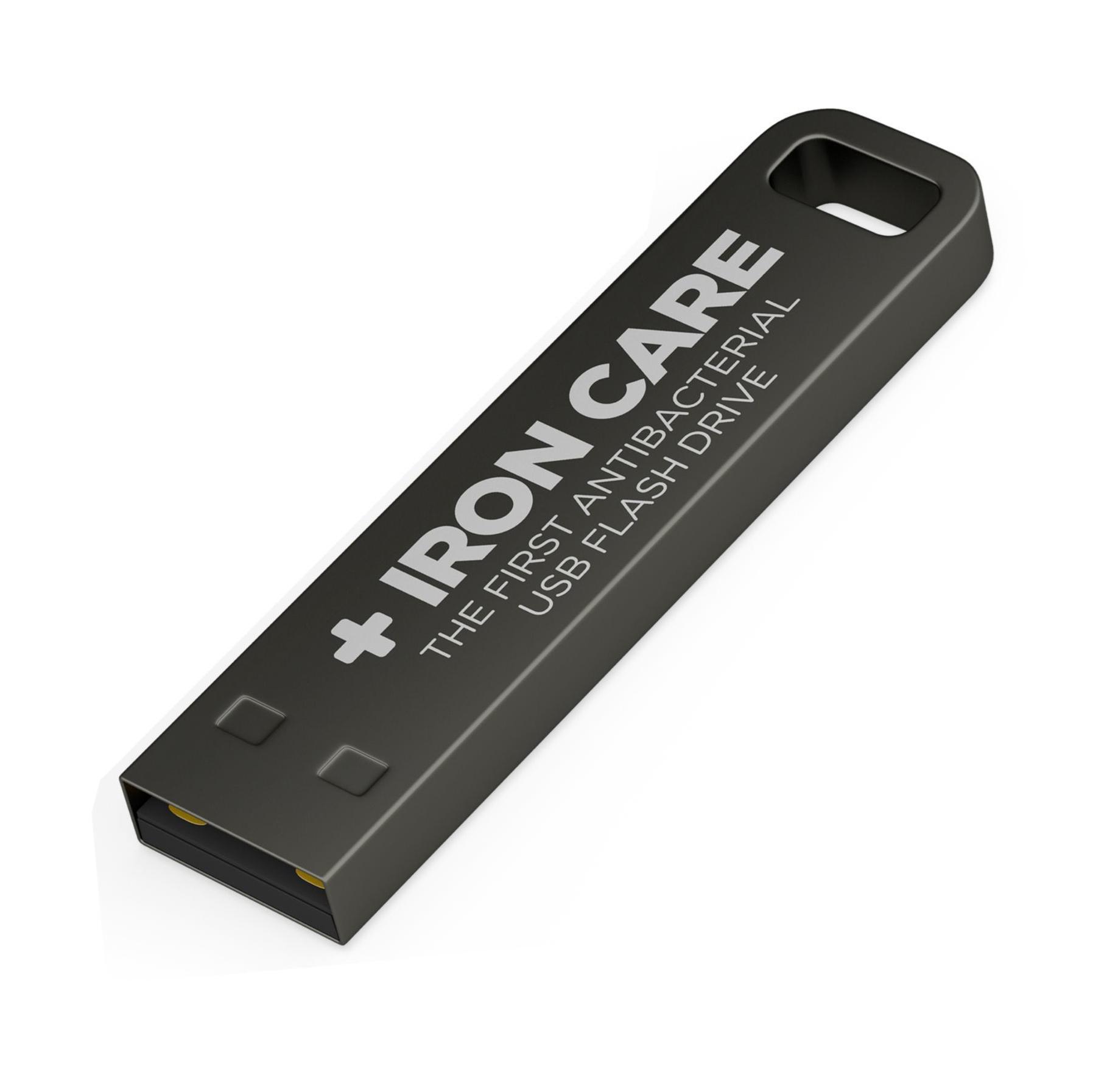 Clé USB Iron Care