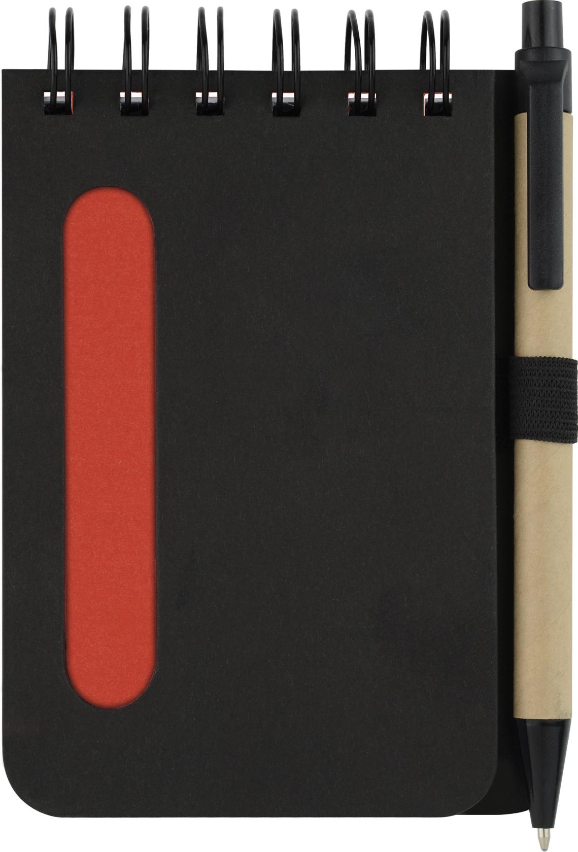 Bloc-notes et stylo  - 70-1049-22