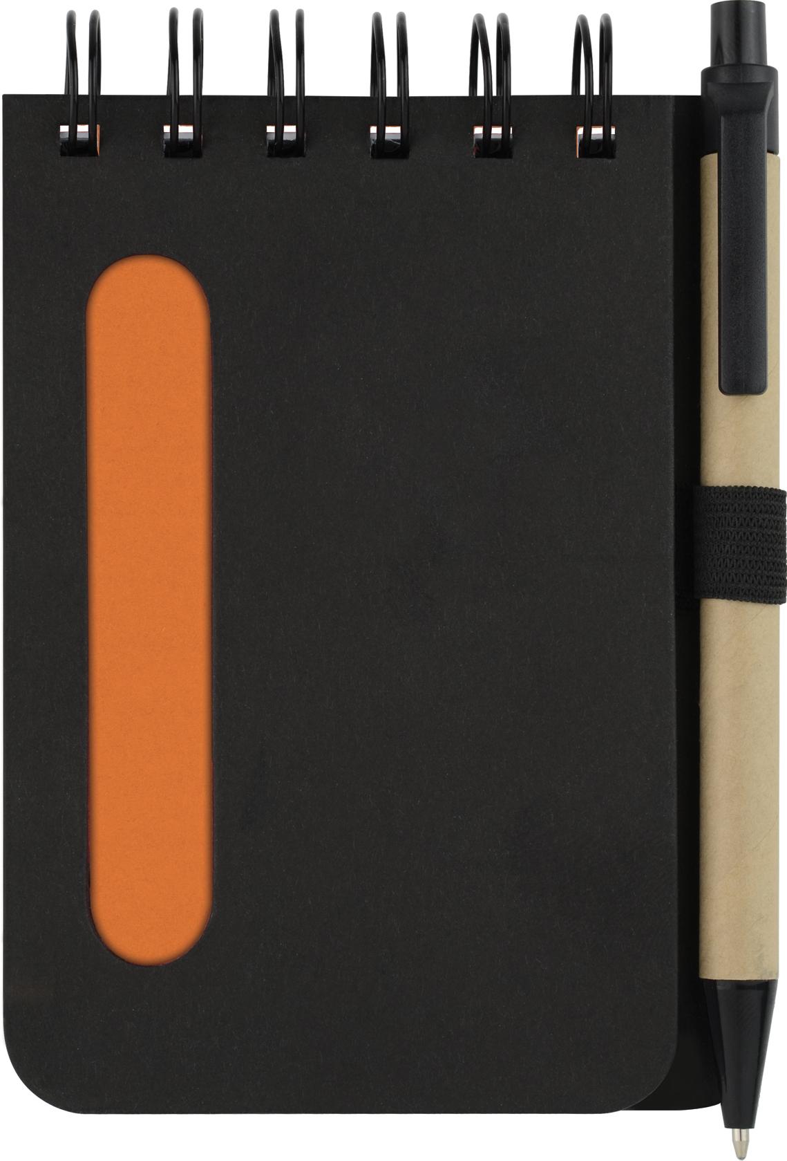 Bloc-notes et stylo  - 70-1049-23