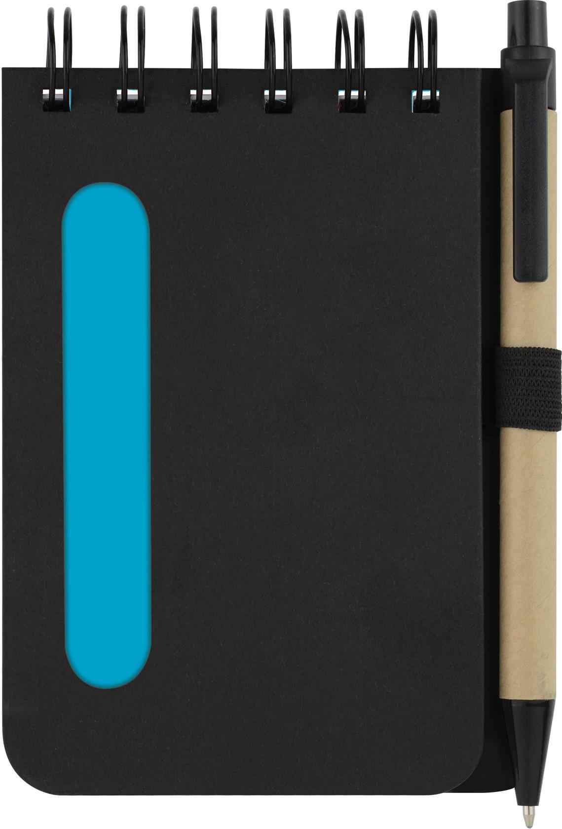 Bloc-notes et stylo  - 70-1049-25
